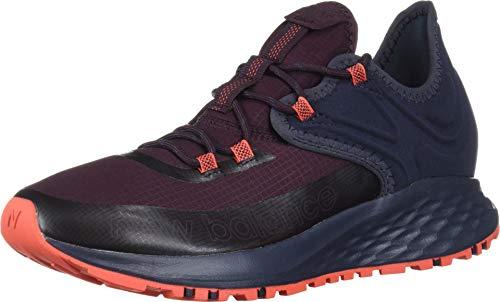 New Balance Men's Fresh Foam Roav Trail V1 Running Shoe, Henna/Outerspace, 8 2E US