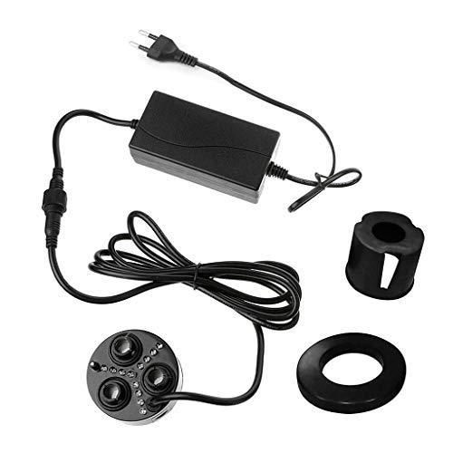 Eliky 3 Head Mist Maker - Humidificador ultrasónico