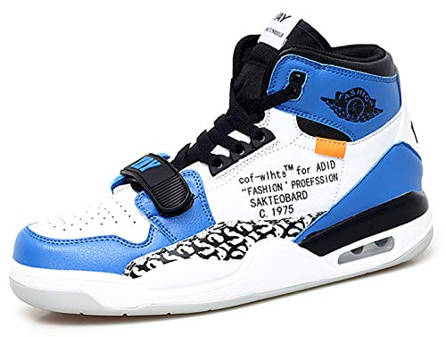 QJRRX Homme Femmes Air Sports Chaussures de Course Choc Absorbant Trainer Courir Jogging Trainers Fitness Léger Chaussures