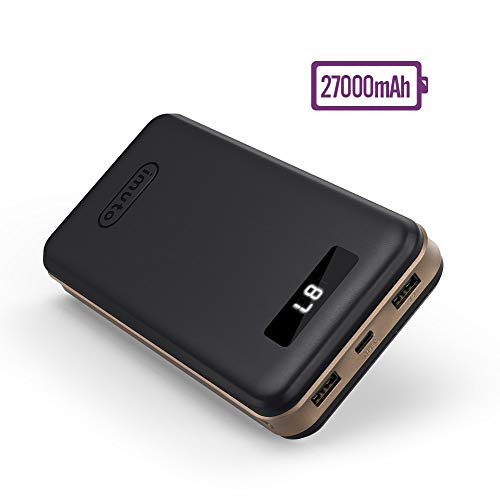 imuto 27000mAh USB-C PD 45W