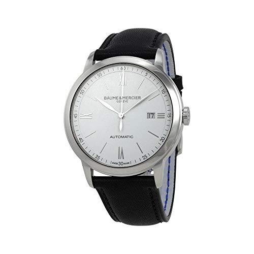 Baume&Mercier M0A10332 Reloj de Pulsera para Hombre