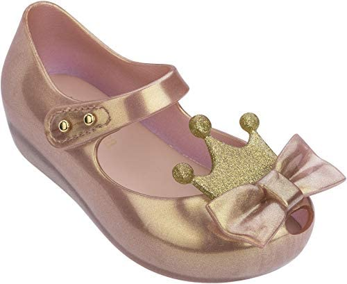 Melissa - Unisex-Child Mini Ultragirl Princess Me Bb Flats