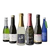 バイヤー厳選 日本酒スパークリング 6本 飲み比べセット 当店オリジナルセット