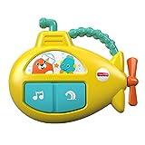 Fisher Price fxc02 - Submarino musical, multicolor