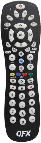 QFX REM-6 6 in 1 Universal Remote Control