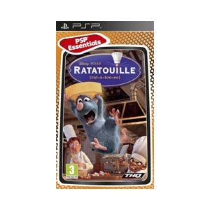 Ratatouille Essentials (PSP) by THQ