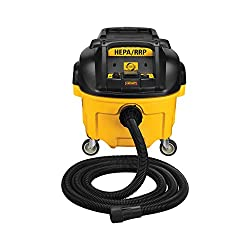 top rated DEWALT vacuum cleaner, automatic filter cleaning, 8 gallons (DWV010) 2021