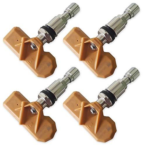 4 capteurs de pression pneu rdks dans le TPMS pour Saab 9–3 système de contrôle de pression des pneus 6521