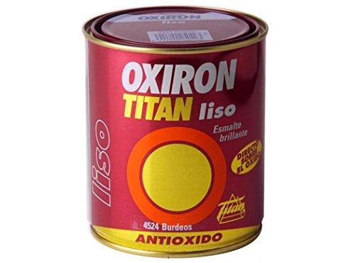 Titan M68866 - Esmalte liso oxiron 750 ml verde bosque