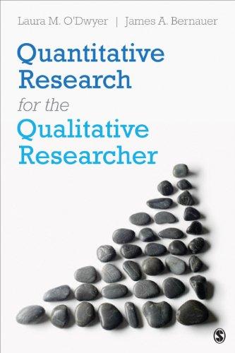 Quantitative Research for the Qualitative Researcher (English Edition)