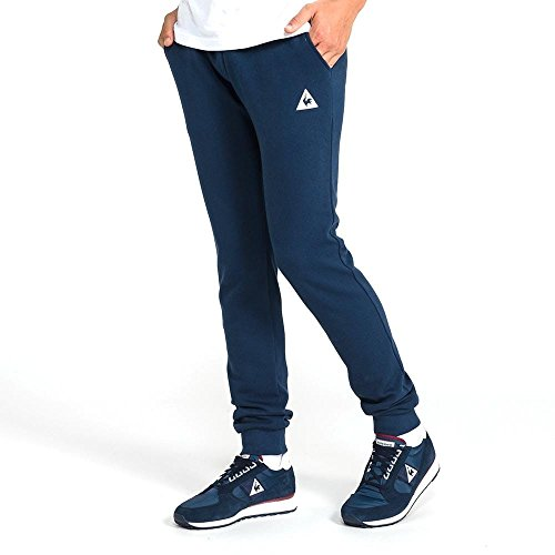 Le Coq Sportif ESS SP Pant Slim M Dress Blues Pantalones de Deporte, Hombre