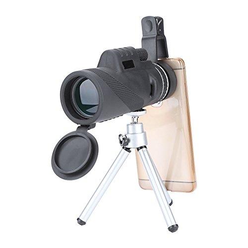 Téléscope Monoculaire HD 40 X 60 Mini Objectif Caméra Téléphone Vision Nocturne avec Trépied pour IPhone Sumsang Galaxy HTC Sony Téléphone Intelligent
