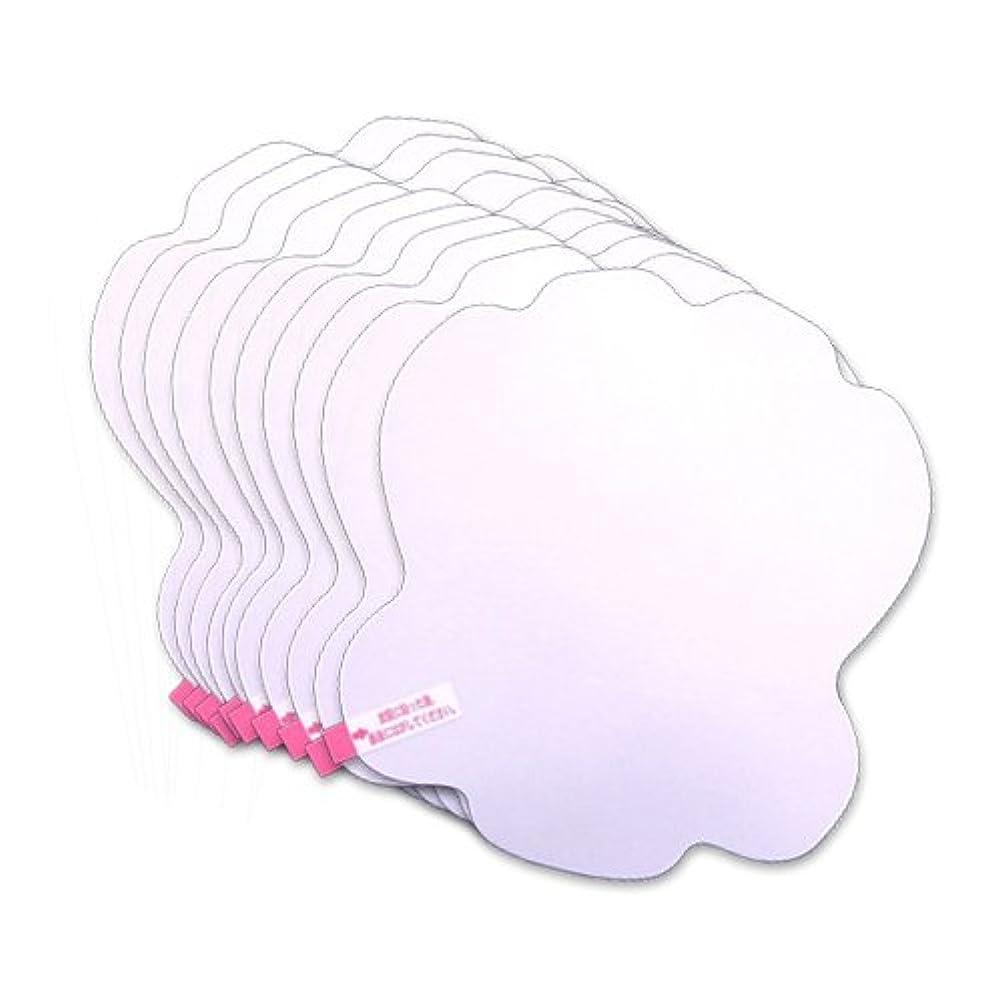 植生放射する火曜日デオクロス ワキ専用シートワイドタイプ OPP袋 ×10枚 (化粧箱なし/バルク品)