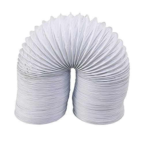 Find A Spare - Manguera de secadora de 4 m de largo y 102 mm (4 pulgadas) de diámetro.