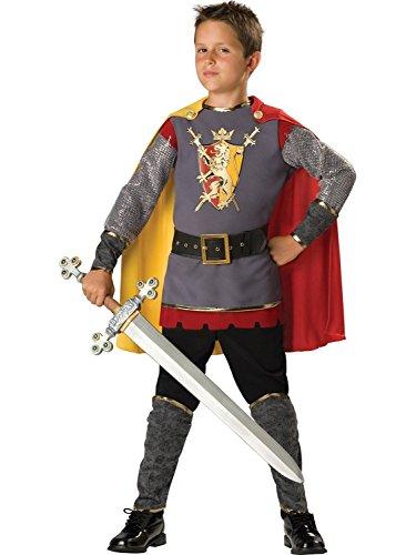 generique Costume Cavaliere bambino - Premium 6/7 anni (116/122)
