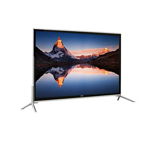 QINGZHUO Smart TV, Calidad De Imagen HD, Acceso A Internet Inalámbrico WiFi, Resolución 4K, 3840 * 2160, Calidad De Imagen Mejorada.