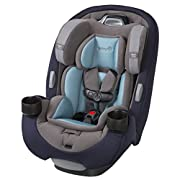 Built to grow: The 3-in-1 car seat built to grow for extended use through 3 stages: Rear-facing 5-50 pounds and 19-49 inches, Forward-facing 22-65 pounds and 29-49 inches, and Belt-positioning booster 40-100 pounds Side impact protection: The Grow an...