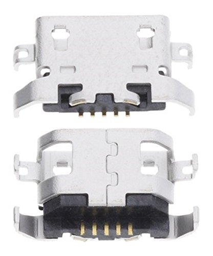 Dock-Anschluss, Ladeanschluss, Micro-USB, Ladeanschluss für Motorola Lenovo Moto G4 Plus XT1640 XT1642 XT1644