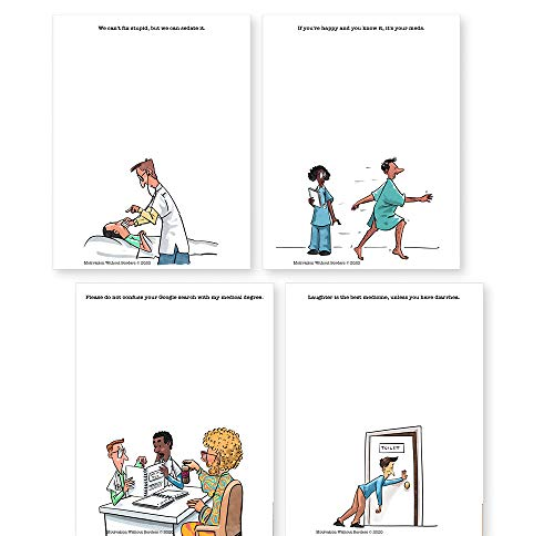 Medical Humor Notepads
