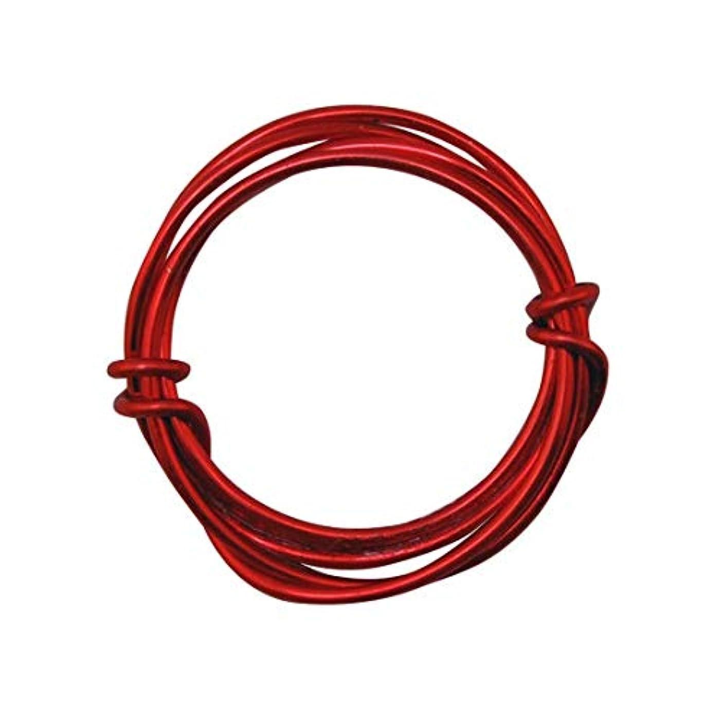 Vaessen Creative Copper Wire, Metal, Red, One Size