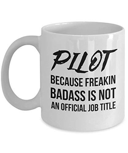 Piloto Regalo Piloto Taza Regalo para Piloto Personalizado Piloto Regalo Regalo Piloto Regalo Regalo Avión Copilot Regalo Divertido Piloto Piloto