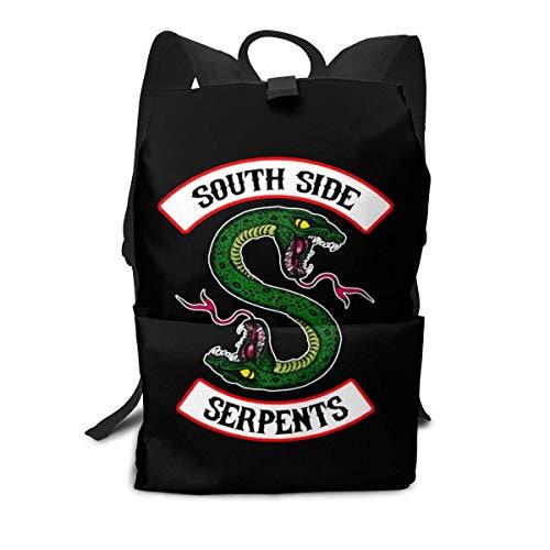 Homebe Rucksäcke,Daypack,Schulrucksack Für Jungen und Mädchen, Southside-Serpents School College Bookbag for Girls Boys Fashion Travel Back Pack