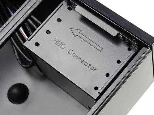 『SilverStone Milo Series Mini-ITX HTPCケース ブラック SST-ML05B』の6枚目の画像
