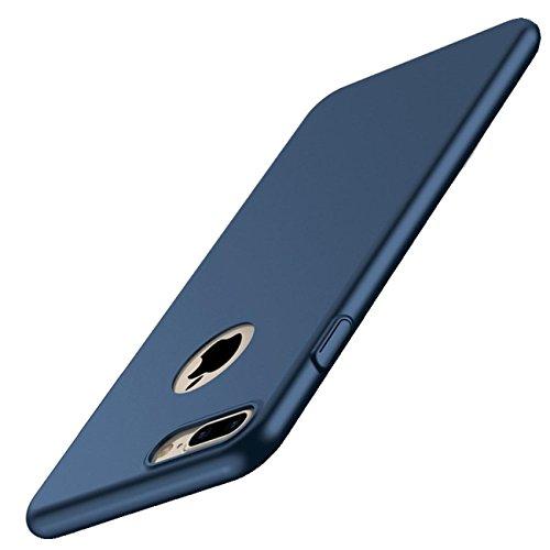 Funda iPhone 7 Plus/8 Plus, 4-Danie Carcasa Ultra ligero Suave sedoso pintura PC Funda protectora de teléfono Protective Case Cover para iPhone 7 Plus/8 Plus (6)