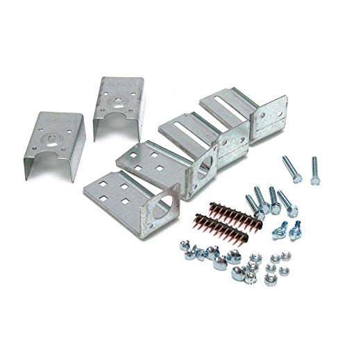 Great Price! Garage Opener Chamberlain LiftMaster 41A6569 Safety Sensor Brackets for 41A4373A