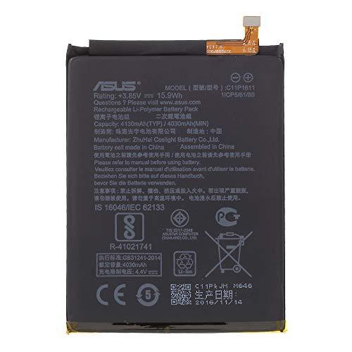MOVILSTORE Batteria interna C11P1611 4130 mAh compatibile con Asus Zenfone 3 Max ZC520TL