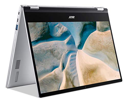 Acer Chromebook Spin 514 | CP514-1H-R79Q (14″, FHD, IPS Touchscreen, Ryzen 3, 8GB, 128GB SSD) - 4