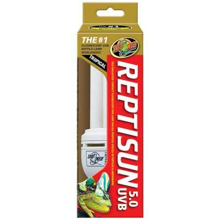 Zoomed - Ampoule Fluocompact - Reptisun 5.0 - 26 Watts