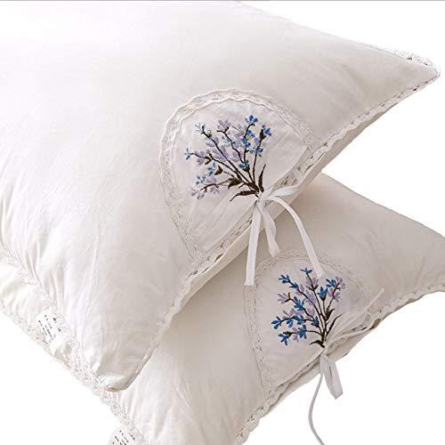 qianbanger Cojín para el hogar, Acolchado Interior, Almohada de algodón, núcleo de sofá, cojín Suave para Coche, cojín de inserción, núcleo de 50X50 Cm