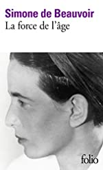 La force de l'âge de Simone de Beauvoir