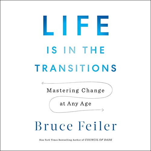 Life Is in the Transitions  By  cover art