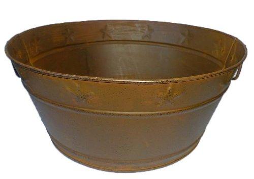 Craft Auslass INC 25,4cm schwarz Dose Öl Laterne, Multi _ P, Zinn, merhfarbig, 25.4 x 25.4 x 25.4 cm