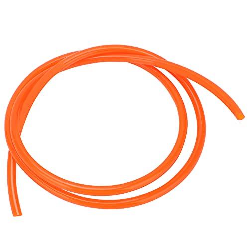 Manguera neumática, conservante neumático de la manguera de la bomba de aire para el ingeniero para el hogar(orange, 1m)