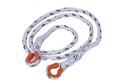 Cofan 11000033 - Cuerda de seguridad para arnés (1.5 m
