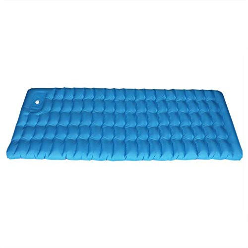 ZHAOYONGBING Camping Mat Inflatable Sleeping Mat Ultralight Sleeping Pad Camping Mattress For Outdoor Backpacking Camping Hiking Blue