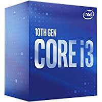 Intel Core i3-10100 Comet Lake Quad-Core 3.6 GHz Desktop Processor