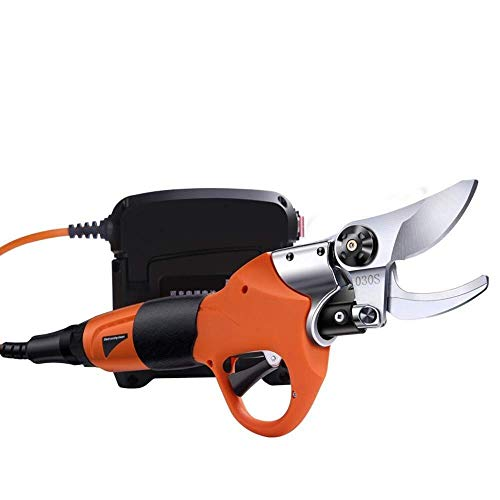 LXH-SH Weeding tools Secateurs Cordless Pruner - Gardening Shears/Hand Secateurs | Trim Tree Twigs, Shrubs & Plant Stems - Cut Through Hardwood Up To 30Mm Thick