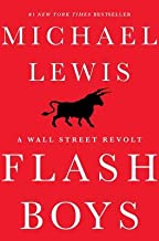 Flash Boys( A Wall Street Revolt)[FLASH BOYS -LP][LARGE PRINT] [Hardcover]