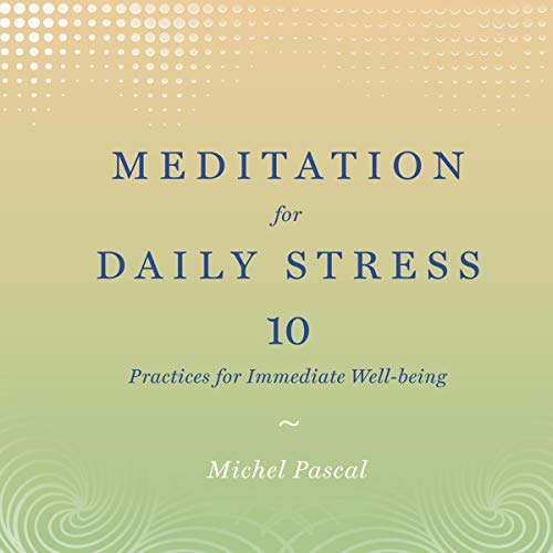 Meditation for Daily Stress cover art