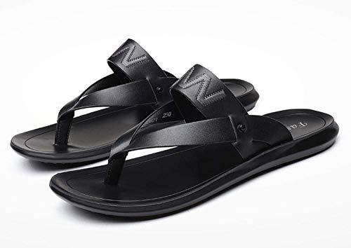 Cxcdxd Zapatillas de Playa para Piscina, Zapatos a Prueba de Agua, Sandalias y Zapatillas Tipo Chancletas para Hombre, Zapatos para Piscina, Zapatos para el Agua para baño