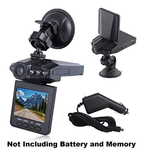 Best Car Driving Recorders, OmniEye 2019 Full HD 1080P Ultimate Dash Cam (1 Set)