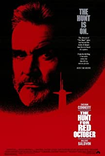 The Hunt for Red October 27 x 40 Movie Poster - Style A