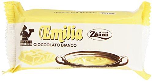 Zaini - Cioccolato Bianco Emilia - 3 tavolette da 200 g [600 g]