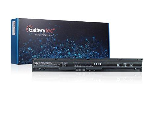 Batterytec® Relacement Batterie d'ordinateur Portable pour HP KI04 HSTNN-LB6S, HP Pavilion 14 14-ab006TU, HP Pavilion 15 15-ab038TX. [14.8V 2200mAh, 12 Mois de Garantie]