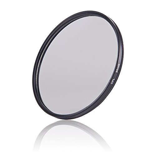 Filtro polarizador circular C-PL CPL de 95 mm para Sigma 150-600 mm 50-500 mm Tamron SP 150-600 mm, para cámara Canon Nikon de 95 mm de lente