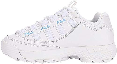Fila D Formation W Schuhe White/Angel Falls/White